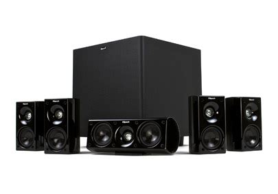 klipsch adds newly engineered 5 1 system to hd theater series