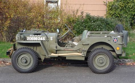 Jeep Willys 45 45 jeep willys mud