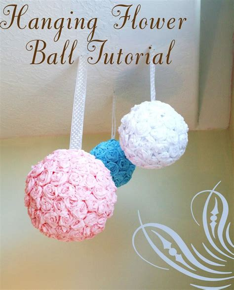 crepe paper flower ball tutorial pinterest discover and save creative ideas