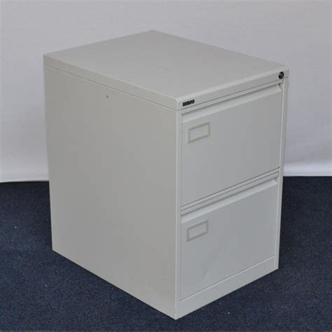 Grey Filing Cabinet Roneo Grey 2 Drawer Filing Cabinet