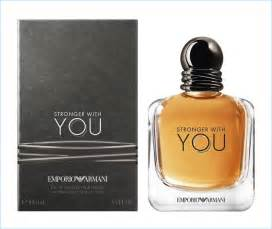 The Perfumes You Only You See In by Emporio Armani Introduces Stronger With You Fragrance