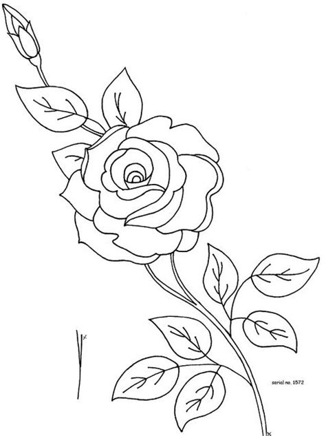 rose pattern line drawing 17 best images about zuk 252 nftige projekte on pinterest