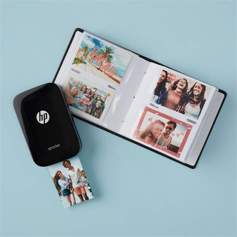 Hp Personal Design Capability by Hp Sprocket Photo Printer Black Co Uk Computers