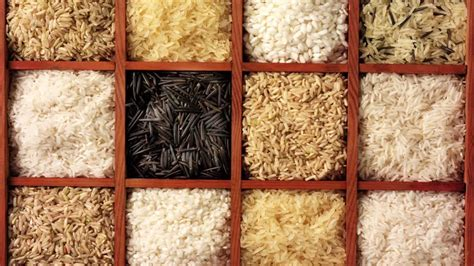 rice selection hd stock video    framepool stock footage