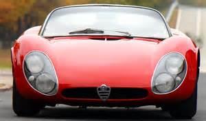 Alfa Romeo T33 Stradale Alfa Romeo Tipo 33 Stradale Pics