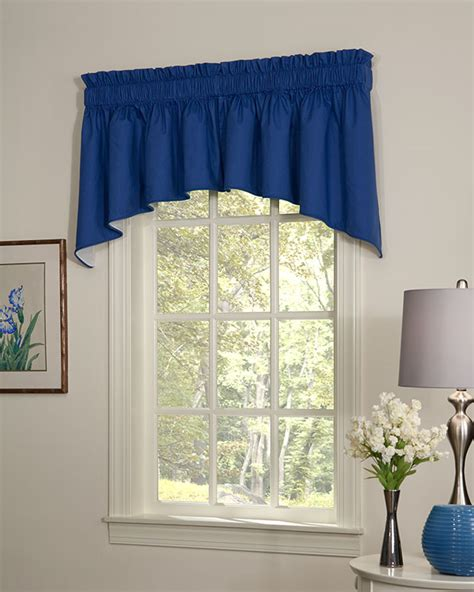 crescent window coverings sterling crescent swag pretty windows 174