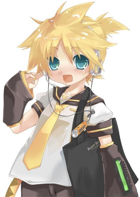 len bilder len kagamine anime photo 27338066 fanpop
