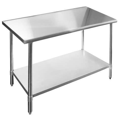 24 x 36 table stainless steel work prep table 24 x 36 ebay