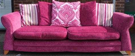 Pink Dfs Sofa by Pink Dfs Elin Sofa In Haywards Heath Expired Friday Ad
