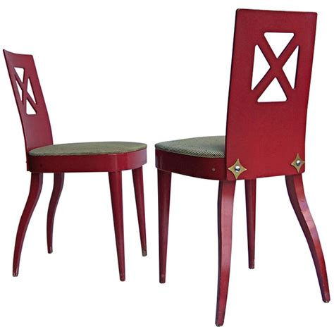 Plywood Chair Thonet Vienna Red Plywood Chairs 13 Pieces Plywood