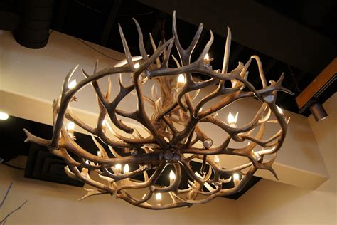 deer antler light fixtures antler light fixtures home lighting design ideas