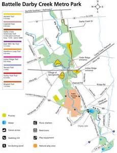 Battelle Darby Creek Metro Park Map battelle darby creek metro park maplets