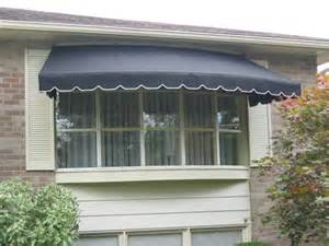 Bow Window Canopies Bow Window Awning 12