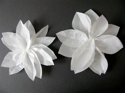 Paper Flower At Home - butcher paper flowers flowers to make make