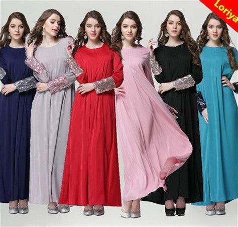 Longdress Lace Maxi Busana Muslim alibaba manufacture abaya sleeve baju melayu lace top muslim maxi dress buy muslim