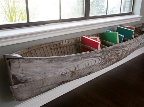 Canoe Decor by Fixer Yours Mine Ours And A Home On The River
