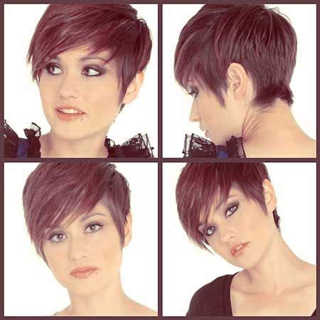 short hair around face longer in the back hairstyles short in the back longer in the front pixie cut super cute