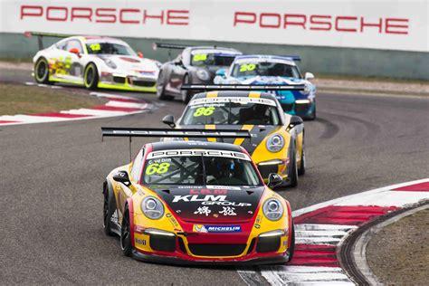 Porsche Cup by Der Drift Crowned 2015 Porsche Cup Asia Chion