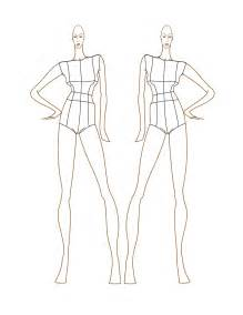 Fashion Sketch Template by Fashion Design Sketches Fashion Croquis Templates