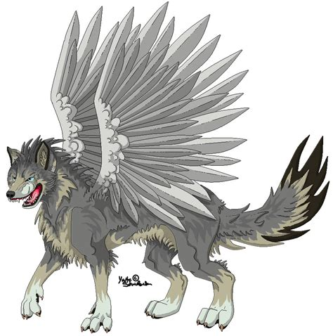 how to a wolf how to draw flying wolf