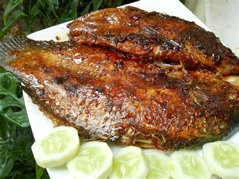 Bumbu Ikan Bakar Unie Que Masakan Padang ikan nila bakar bumbu padang resep masakan sederhana
