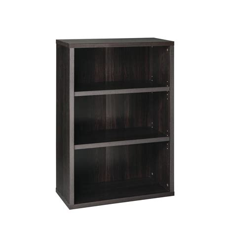 Closetmaid 30 Inch Shelf 30 In Black 2 Drawer Large Cube 327906 The Home Depot