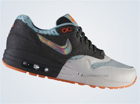 Sepatu Sneakers Nike Air 1 Hologram nike air max 1 with hologram sting and mesh sneakernews