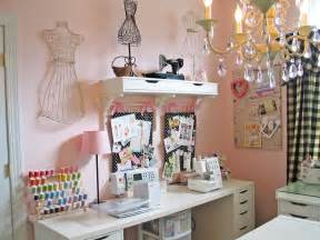 Sewing Room Ideas by A Dreamy Sewing Studio Olabelhe