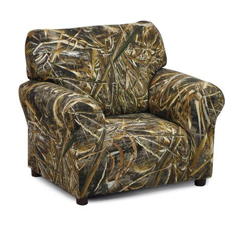 max 4 camo recliner realtree camo furniture realtree max 5 kids club chair