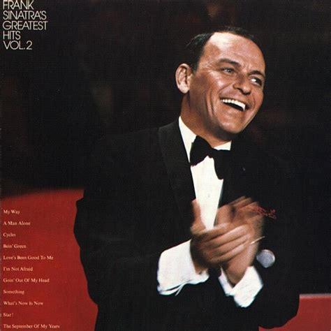 frank sinatra album quot frank sinatra s greatest hits vol 2