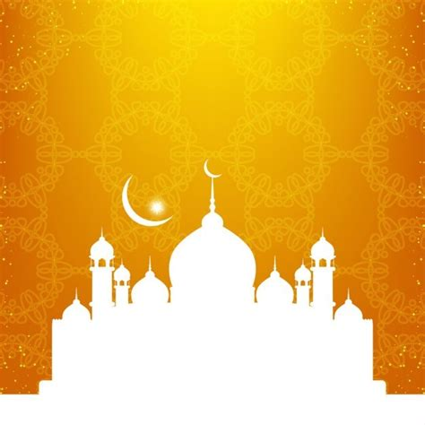 islamic style seamless pattern vector free download ai orange islamic background design vector free download