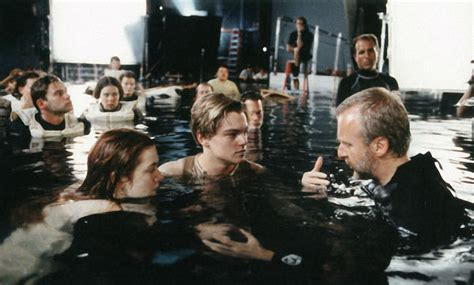 film titanic cast filming the titanic 1997 i like to waste my time