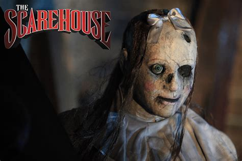 scare house the scarehouse one of america s scariest haunted houses
