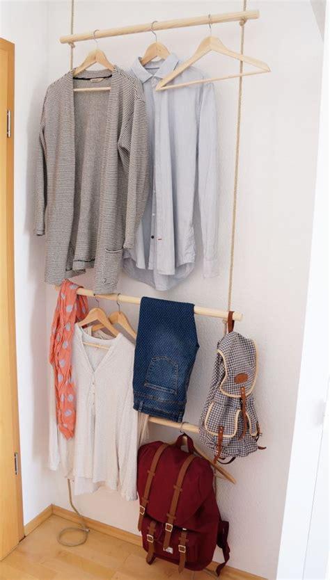 Clothing Rack Diy by Best 25 Clothes Racks Ideas On Clothes Rail
