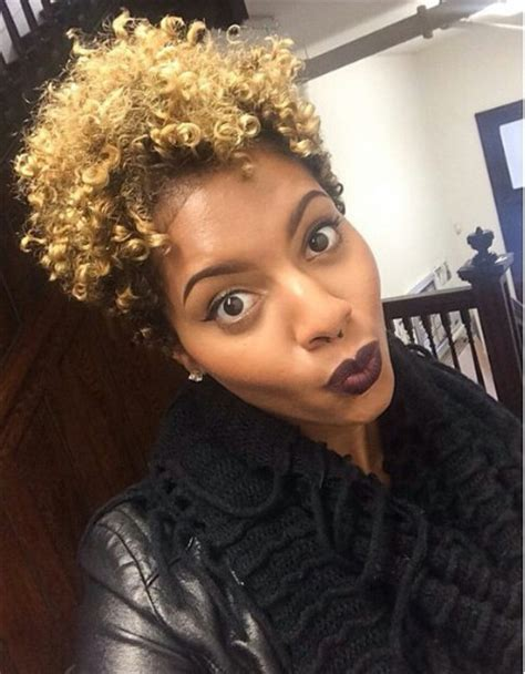 black freeze curl hairstyles 24 cute curly and natural short hairstyles for black women