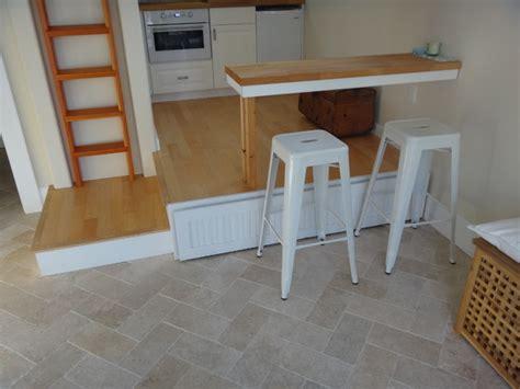 Space Saving Bathroom Ideas efficient small studio apartment contemporary kitchen