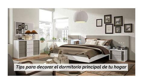 decoracion dormitorio principal tips para decorar el dormitorio principal de tu hogar