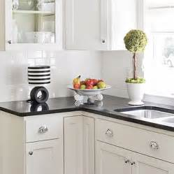 White Kitchen Tile Backsplash by Decorations Kitchen Subway Tile Backsplash Ideas With