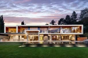 house design los angeles ultramodern hillside los angeles jet set estate modern