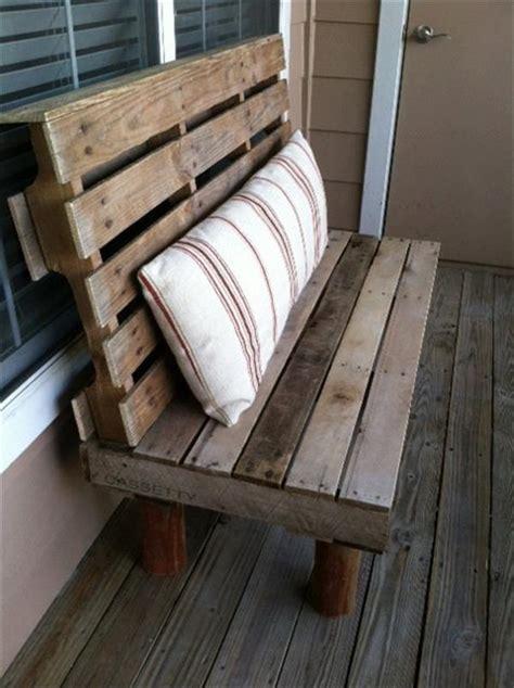 simple diy pallet bench designs wooden pallet furniture