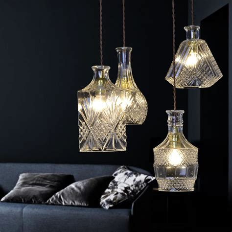 Wholesale Price Round Glass Bottle Pendant Light Buy Discount Pendant Lights