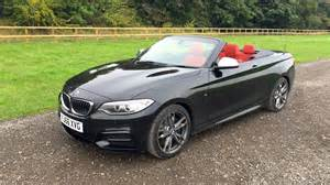 Bmw Convertable Review 2016 Bmw M240i Convertible Engagesportmode
