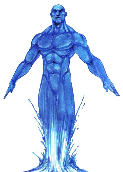 water god image mkm water god png mortal kombat center wiki