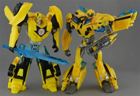 Robot Transformers Bumblebee tfw s robots in disguise bumblebee in gallery