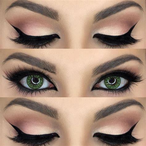 the best of ayes best green makeup ideas staplepost