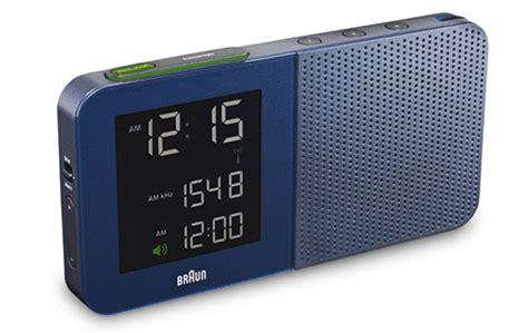 radiowecker braun braun radiowecker weiss blau funkwecker uhr radio