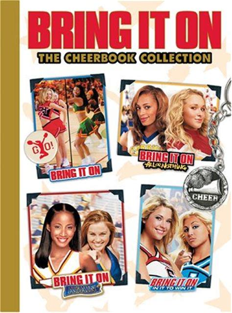 Bring It On Movie Meme - bring it on movie meme book covers