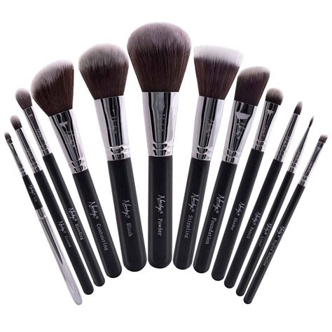 makeup brush the best cruelty free vegan makeup brushes