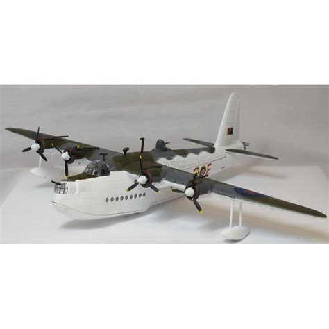 sunderland flying boat model kit altaya short sunderland mk iii flying boat 1 144 scale