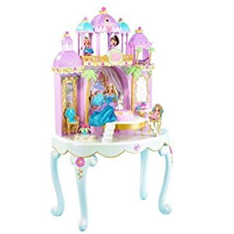 Ariel Vanity Table by Mattel Island Princess Magical Castle Vanity Toys